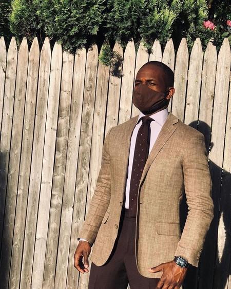 Tan Suit Men Street Style Beige Trendencias Hombre 11