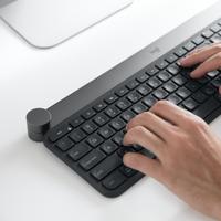 Logitech Craft es el teclado con dial pensado para los amantes de Photoshop
