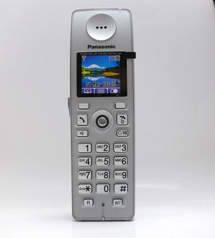 Panasonic 9150, teléfono Skype analizado