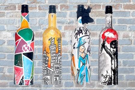 Esta Botella De Vino Hecha De Papel Apuesta Salvar Al Mundo