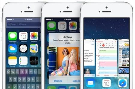 La adopción de iOS 7 sube al 78% para rematar el 2013