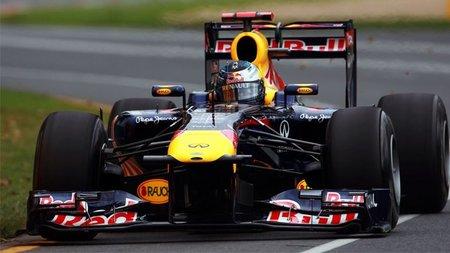 GP Australia F1 2011: Sebastian Vettel asusta en la tercera sesión de entrenamientos libres