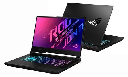 ASUS ROG Strix G15 G512LU: un potente portátil gaming que en eBay nos sale ahora más barato, por 1.199,90 euros