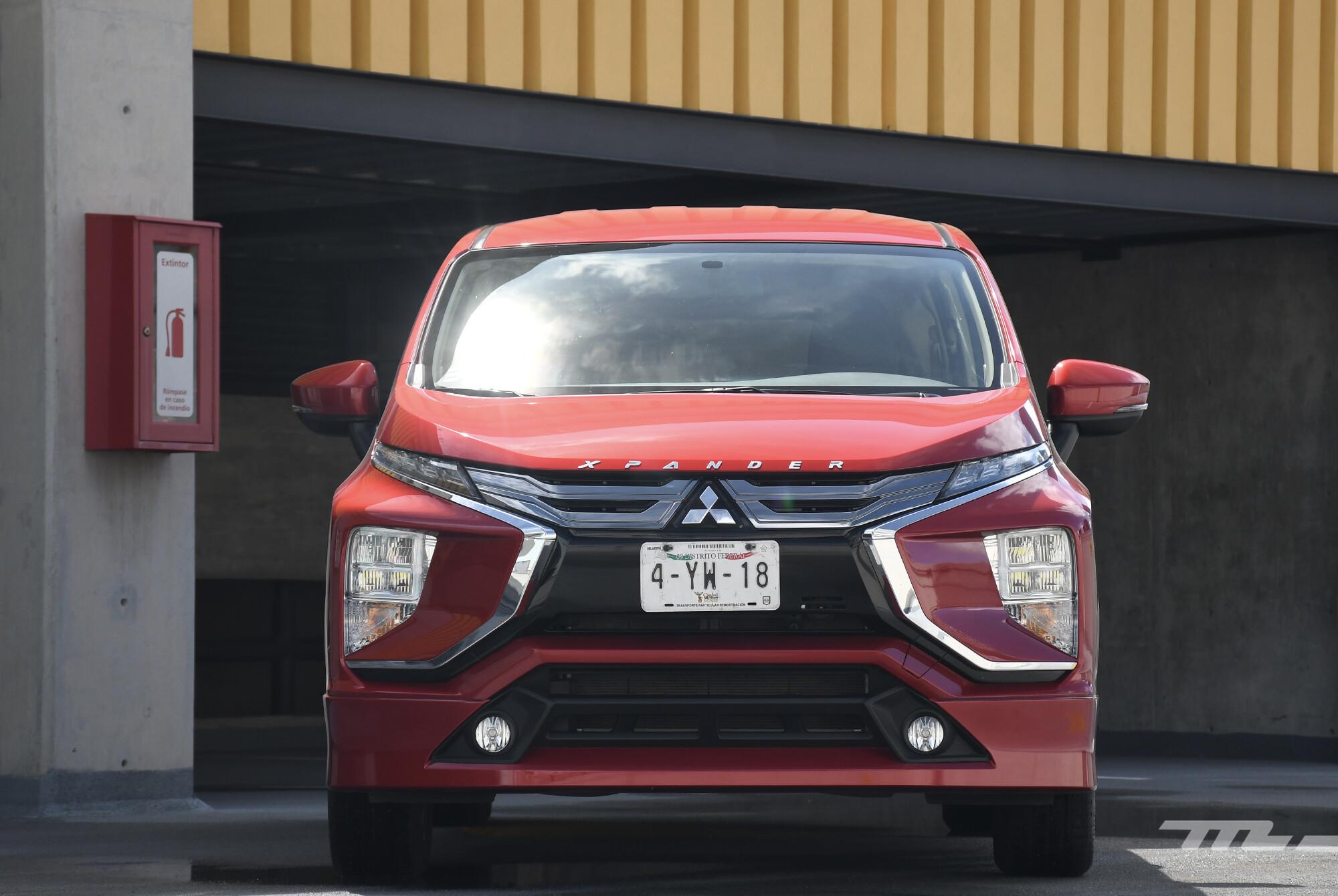 Foto de Mitsubishi Xpander (prueba) (8/27)