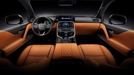 Lexus Lx600 2022 12
