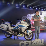 La CFMoto CF1250 nace con el corazón KTM LC8 y 140 CV de potencia, aunque no se ha confirmado en Europa