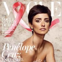 ¡Habemus portada patria de Vogue septiembre! Penélope Cruz y la lucha contra el cáncer de mama son las protagonistas