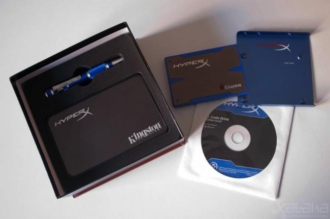 Kingston HyperX SSD