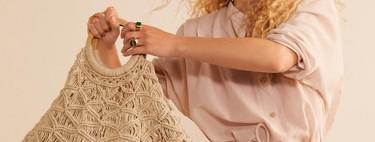 Si te quedaste con ganas de un bolso crochet, ahora tienes varios a mitad de precio en las rebajas