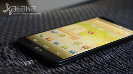 El operador móvil estadounidense Sprint muestra las especificaciones del LG G3