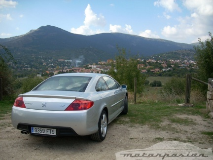 Prueba: Peugeot 407 Coupé V6 HDi (parte 4)