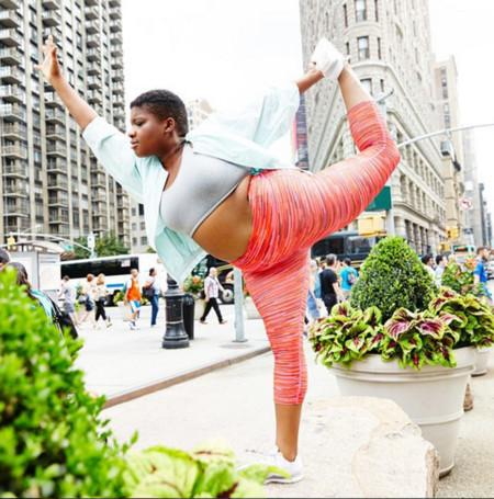 El Yoga no es solo para delgadas (motivos para hacer deporte más allá de perder peso)
