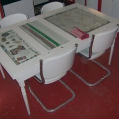 Foto 1 de 4 de la galería hazlo-tu-mismo-convierte-una-vieja-puerta-en-una-mesa-con-encanto en Decoesfera
