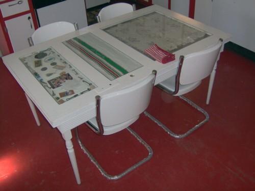 Foto de Hazlo tú mismo: convierte una vieja puerta en una mesa con encanto (1/4)