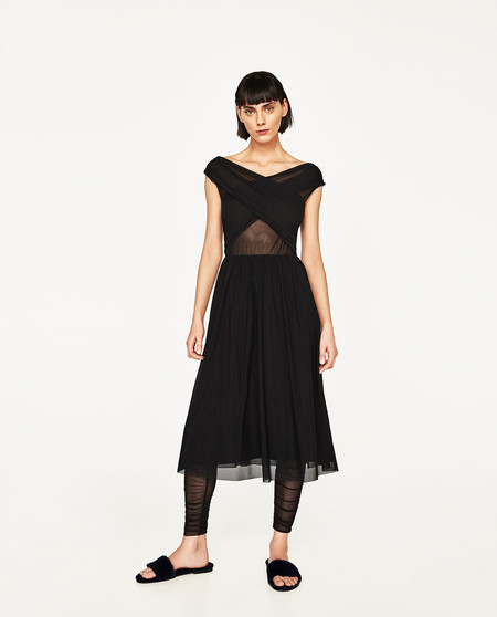 Negros 11 De Para Siempre Ahora Vestidos Zara Y 5SRwHq