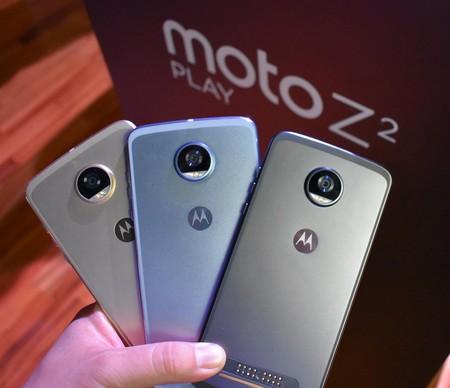 Moto Z2 Play Primeras Impresiones 10