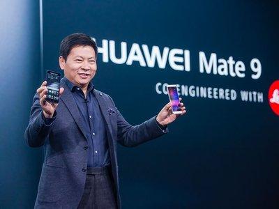Huawei Mate 9 Series: más potente, con doble cámara y versión con pantalla curva