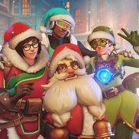 Overwatch arranca su evento de Navidad: Inverlandia regresa con nuevos aspectos y dos trifulcas clásicas