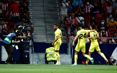 Villarreal Gol