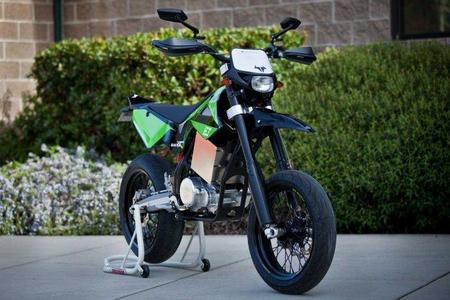 Brammo Engage, la moto eléctrica con marchas