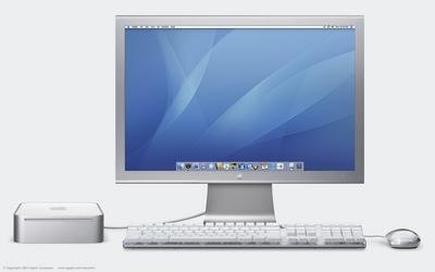 Posible Mac Mini basado en Intel Viiv