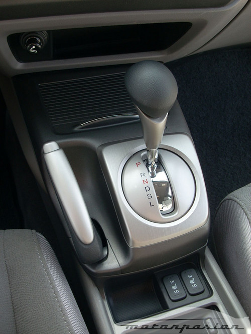 Foto de Honda Civic Hybrid (prueba) (23/40)