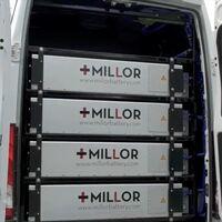 Millor Battery, la start-up española que fabrica baterías de hasta 500 kWh para autobuses y camiones eléctricos