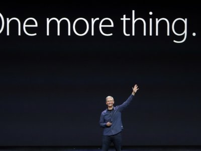 One more thing... los Airport Extreme, vídeos en el Apple Watch y reiniciar la Mac App Store