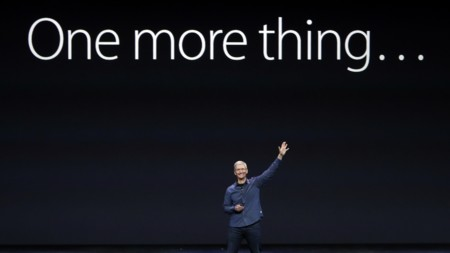 One more thing... El Watch Edition se esconde, el iPhone SE en España y cruzar la frontera del brillo mínimo