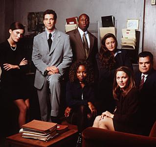 El abogado sale en DVD