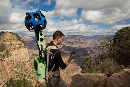 El Gran Cañón estará en Google Street View