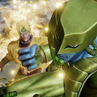 Jotaro y Dio se muestran en movimiento en JUMP Force. Y lucen de fábula