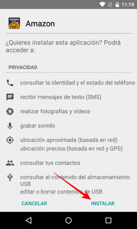 Informacion App