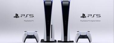 Dónde reservar PS5: la nueva generación de la PlayStation de Sony estará disponible el 19 de noviembre desde 399 euros