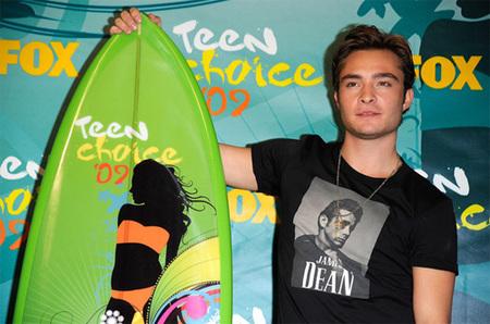'Gossip Girl' vuelve a arrasar en los Teen Choice Awards 2009