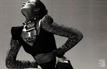 Vogue China, cuando moda y ciencia se juntan V