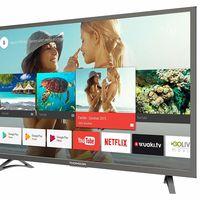 Televisor Thomson de 43 pulgadas, con Android TV y resolución 4K, por 299 euros en MediaMarkt