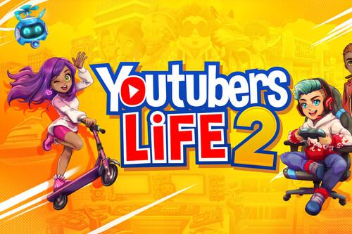 Repartidor por el día y streamer de noche: YouTuber's Life 2 es la excusa perfecta para mostrar a los críos lo duro que puede ser este trabajo