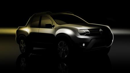 Dacia coquetea de nuevo con los pick-up