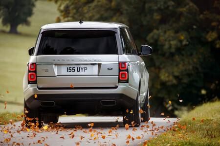 Range Rover P400e