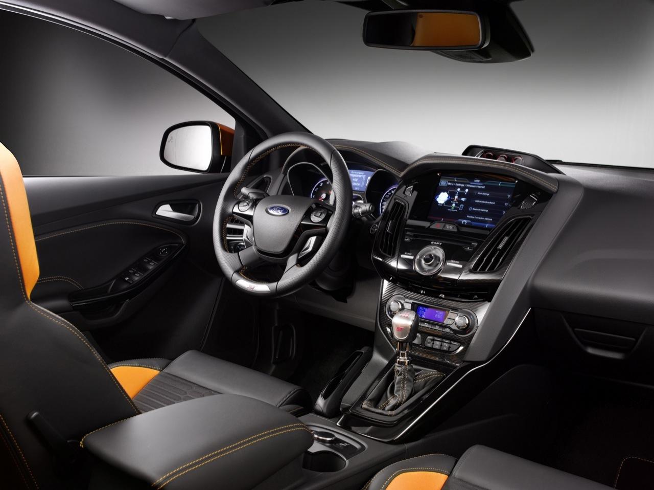 Foto de Ford Sync y MyFordTouch, el nuevo interfaz de Ford para coches (12/23)