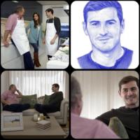 7 confesiones de Iker Casillas y Sara Carbonero a Bertín Osborne