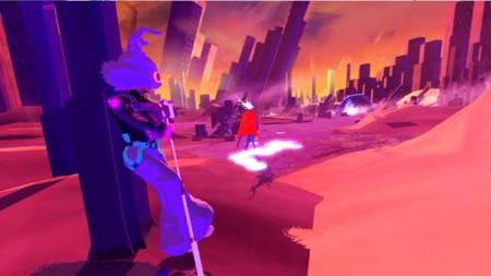 Furi, el juego del autor de Afro Samurai nos muestra su interesante gameplay