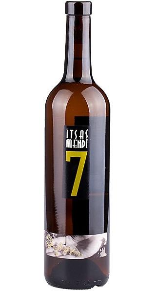Vino blanco Itsasmendi 7 Bizkaiko Txakolina