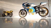 Yamaha YZR500 frente a Suzuki RG500 vistas desde el siglo XXI (primera parte)