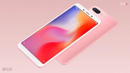 Xiaomi Redmi 6 Mexico Telcel Precio