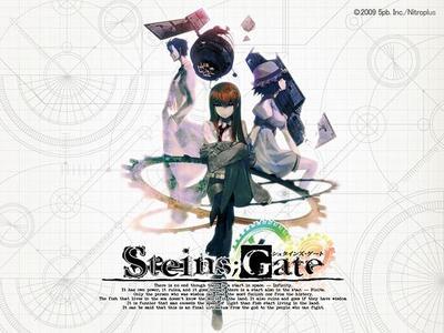 Steins;Gate en inglés ya tiene fecha