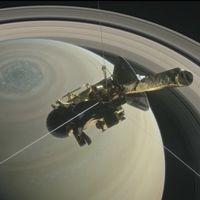 11 imágenes de Saturno tomadas por la sonda Cassini el día en el que ha dicho adiós para siempre