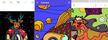 Nueve apps de colorear para adultos