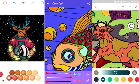 9 Apps De Colorear Para Adultos